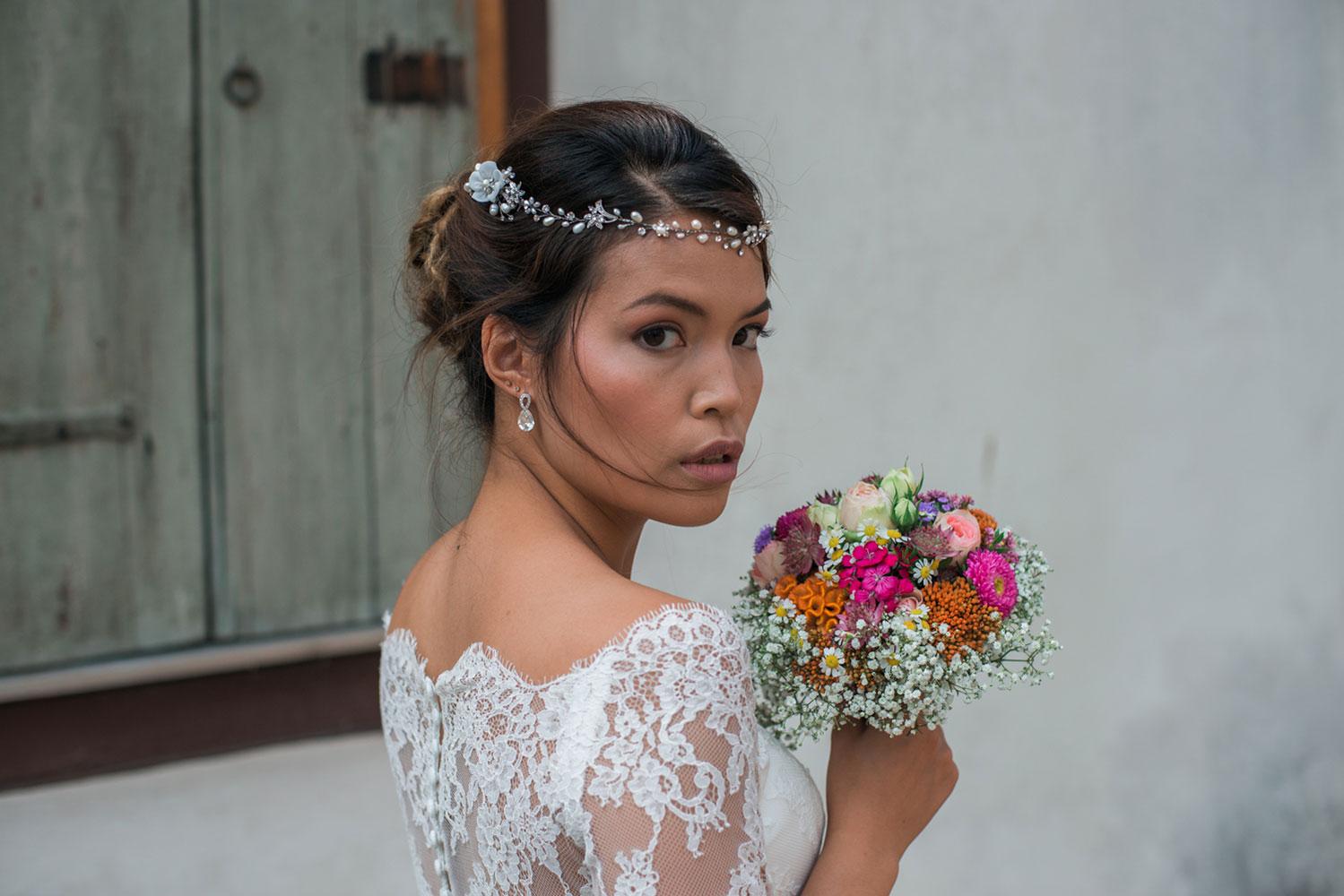 Schmückendes für Ihr Brautstyling - Carousello Brautmoden
